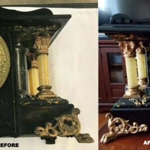 seth-thomas-larkin-clock-before-after